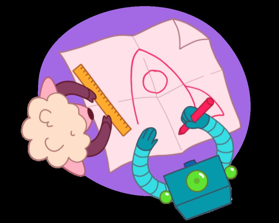 Desmos Teach Logo.