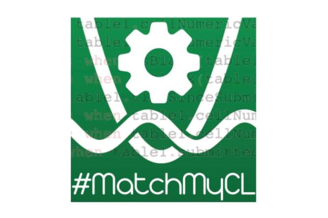 Match My CL Logo.