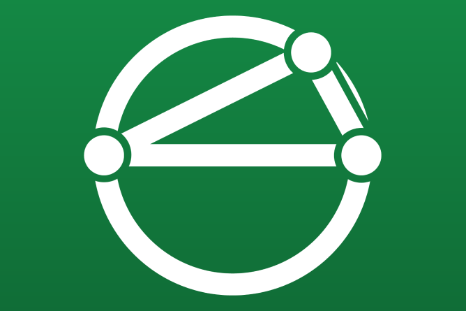 Desmos Geometry tool logo.