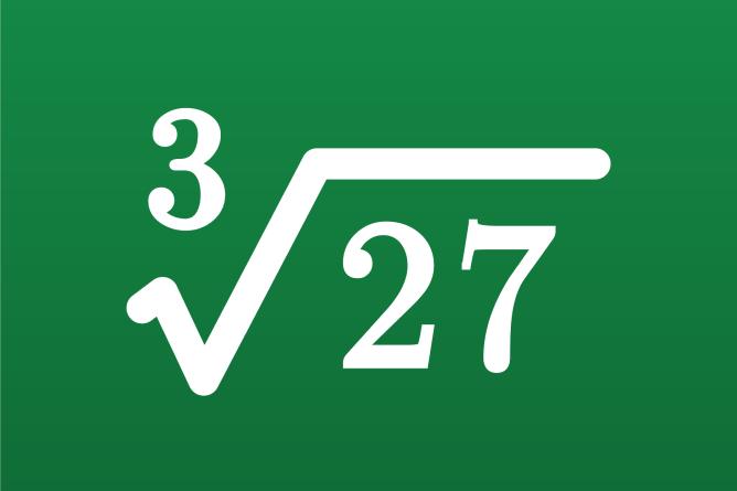 Desmos scientific calculator logo.